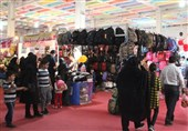 نمایشگاه بوی ماه مهر در کرمانشاه برپا شد