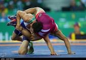 مسابقات کشتی بازیهای داخل سالن آسیا - ترکمنستان