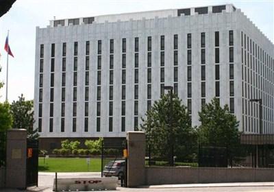 هشدار سفارت روسیه درباره دخالت دوباره آمریکا در امور داخلی این کشور
