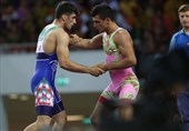 Three Iranian Greco-Roman Wrestlers into Asian Championships Final