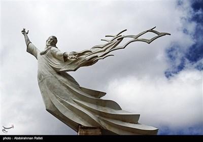 باغ موزه دفاع مقدس - همدان