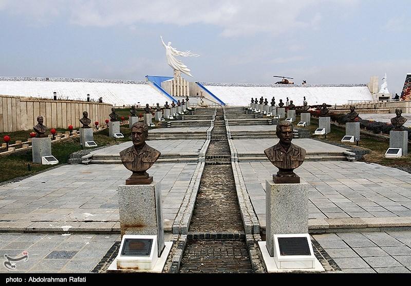 فاز دوم پارک موزه دفاع مقدس مازندران افتتاح میشود