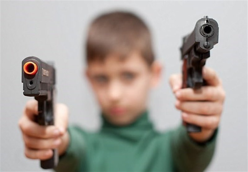 Better Not to Show Kids Movies with Guns