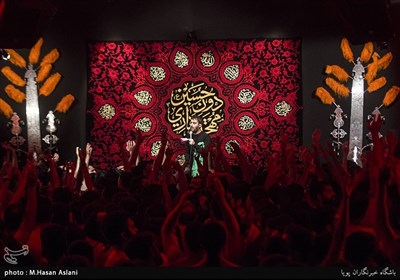 Muharram Mourning Ceremonies Underway in Tehran