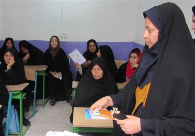 14 هزار و 662 بیسواد و کمسواد در کرمانشاه از آموزش بهرهمند شدند