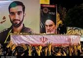 نمایندگان رئیسجمهور در مراسم تشییع شهید حججی شرکت میکنند