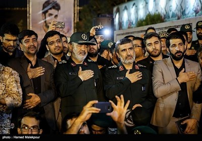 شہید محسن حججی کے پیکر پاک کی وطن واپسی