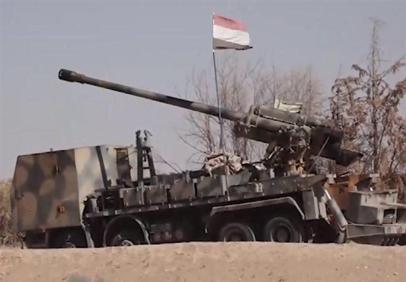 الجیش السوری یقترب من اعلان ریفی حمص وحماه خالیین من ارهاب داعش