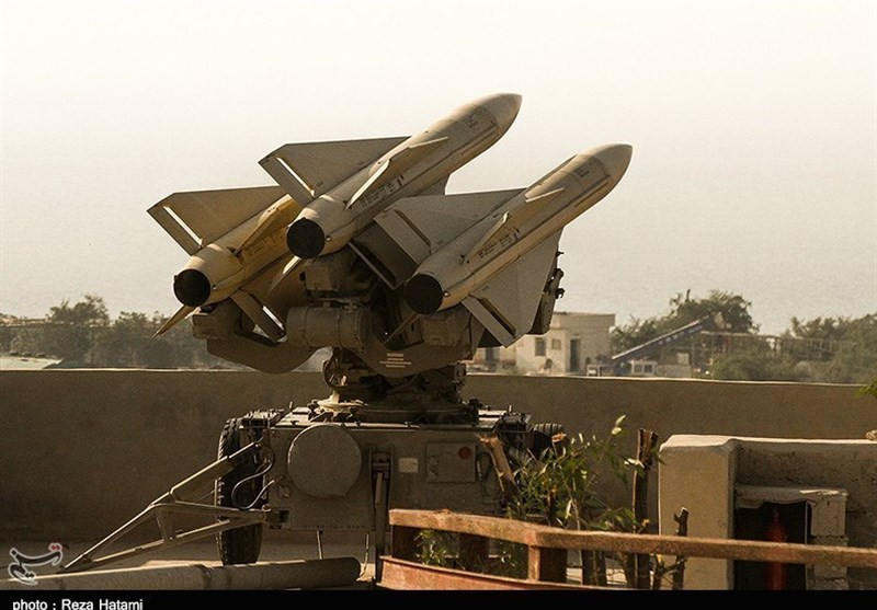 Iran's Air Defense Sends More Missile Gear to Western Areas