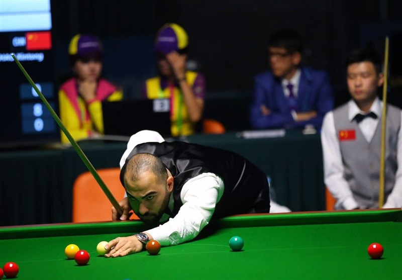 Iranian Duo to Participate at World Snooker Championship