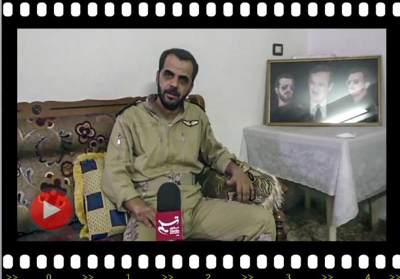خلبان سوری/کنار خبر