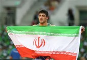 Iranian Greco Wrestlers Win Three Gold Medals at Asian Championships