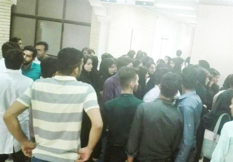 ورودی دانشجویان به دانشکده فنی و حرفهای ساوه 50 درصد افزایش یافت