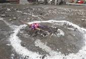 پروژه ساماندهی تپه نورالشهدای شهر سی سخت کلنگ زنی شد+تصاویر