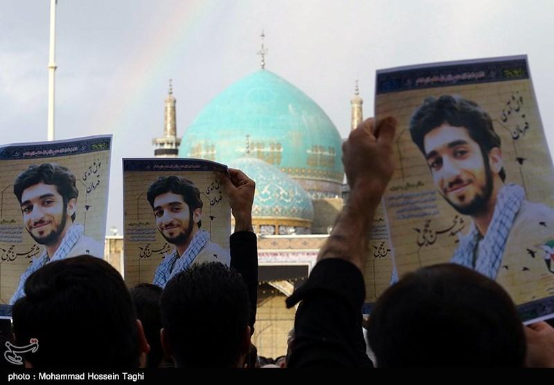 شهادت شهید حججی نمایانگر تراز انقلابیگری در ایران است