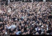 مراسم تشییع پیکر شهید حججی آغاز شد
