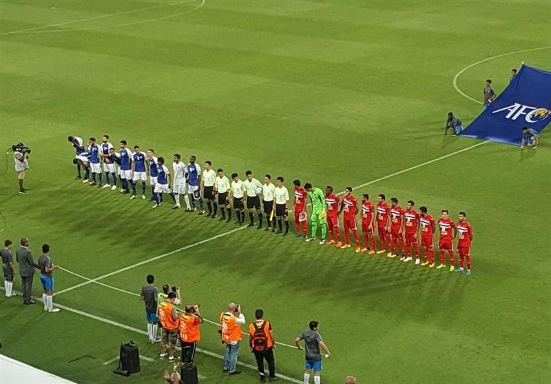 برگزاری دیدار پرسپولیس و الهلال با حضور کامل هواداران