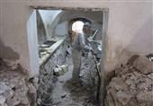 آسیاب تاریخی واعظی کاشان مرمت شد