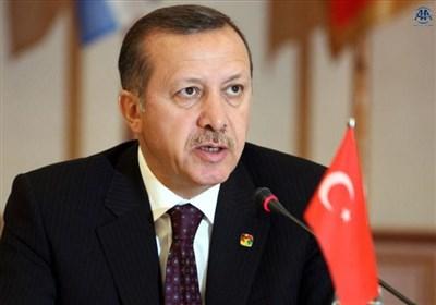 پیام تسلیت اردوغان به روحانی در پی حادثه سقوط هواپیما