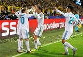 اولین پیروزی تاریخ رئال مادرید در زمین دورتموند با گلزنی رونالدو/ برتری خفیف منچسترسیتی در شب توقف لیورپول