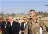 US Defense Secretary Mattis, NATO Chief Stoltenberg in Kabul