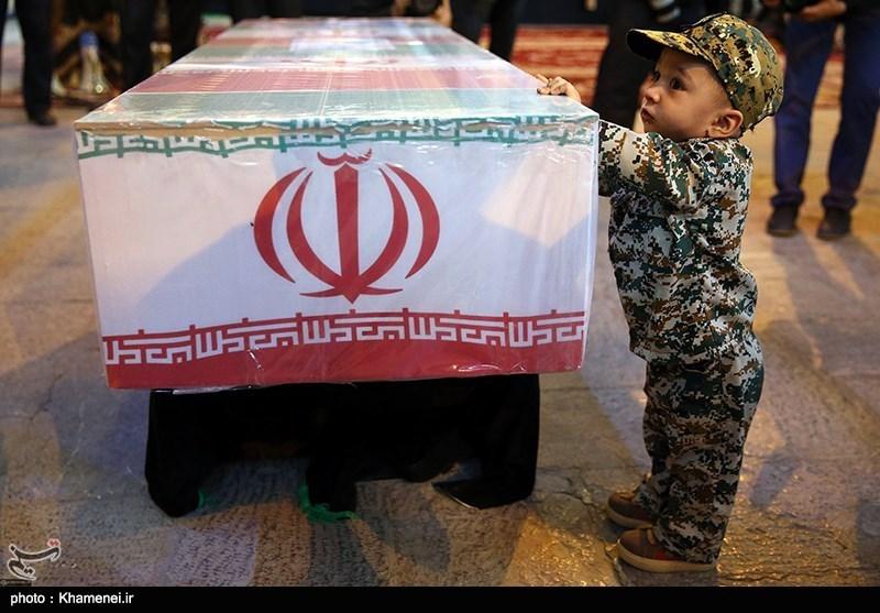 """نماهنگی برای """"علی"""" فرزند شهید محسن حججی+فیلم"""