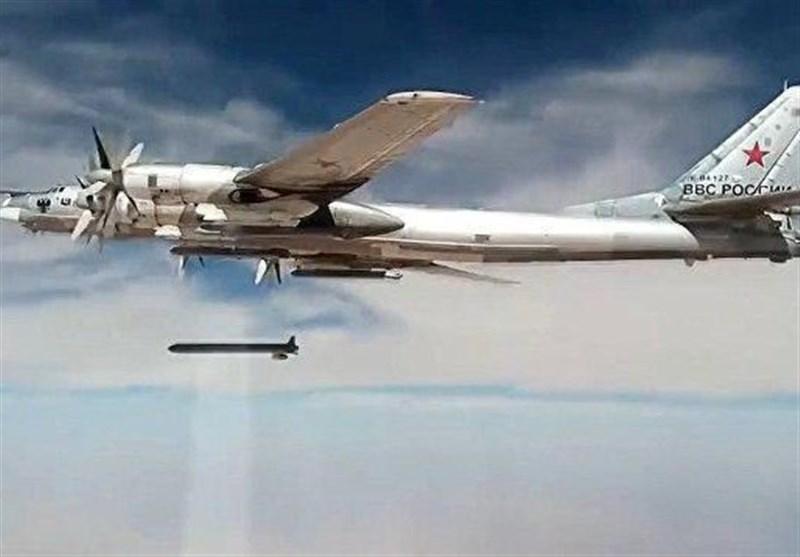 شام؛ دہشت گردوں کے ٹھکانوں پر روسی فضائی حملے جاری + ویڈیو