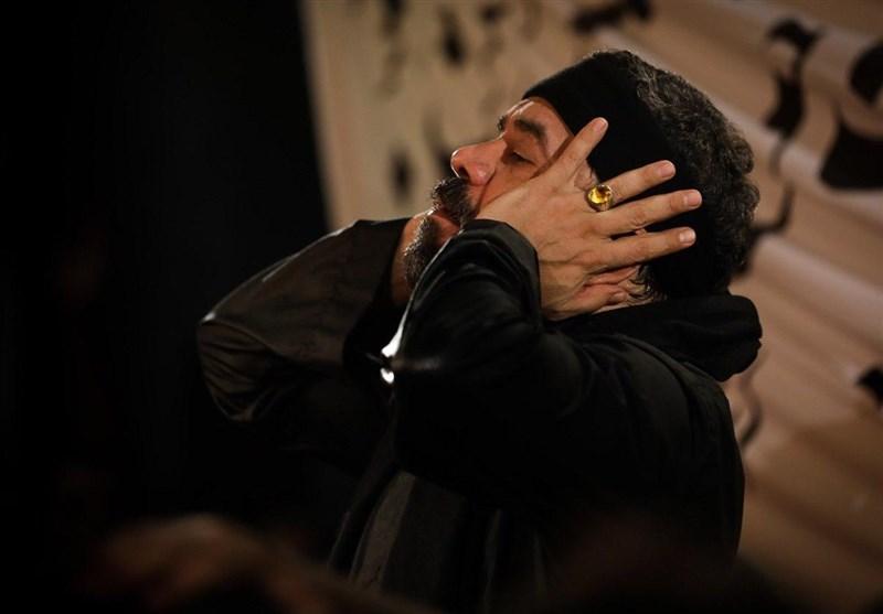 مداحی حاج محمود کریمی برای شهید حججی + فیلم