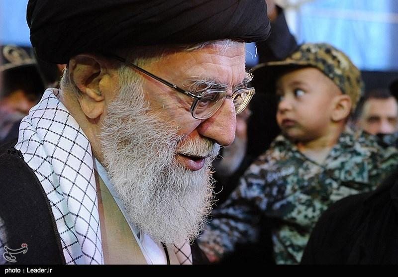 امام خامنہ ای: اللہ تعالی نے شہید حججی کو عزت سے نوازا، اس جوان کی شہادت نے کہرام مچادیا ہے