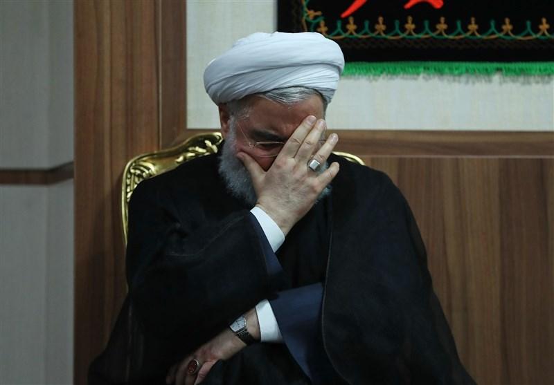 روحانی یشارک فی مراسم العزاء الحسینی+صور