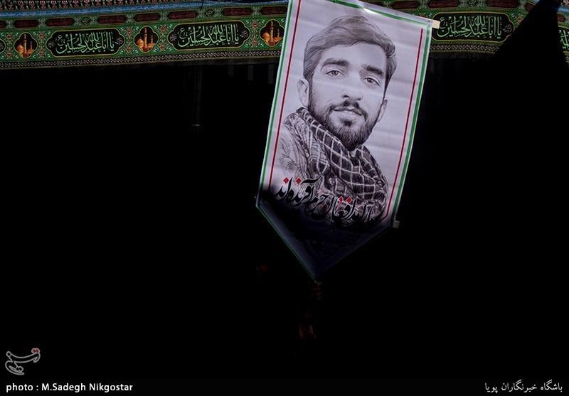 رونمایی از طرحهای تندیس شهید حججی در جشنواره هنر مقاومت