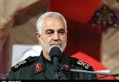 Lunatic Attempts Signify Israel's Impermanence: General Soleimani