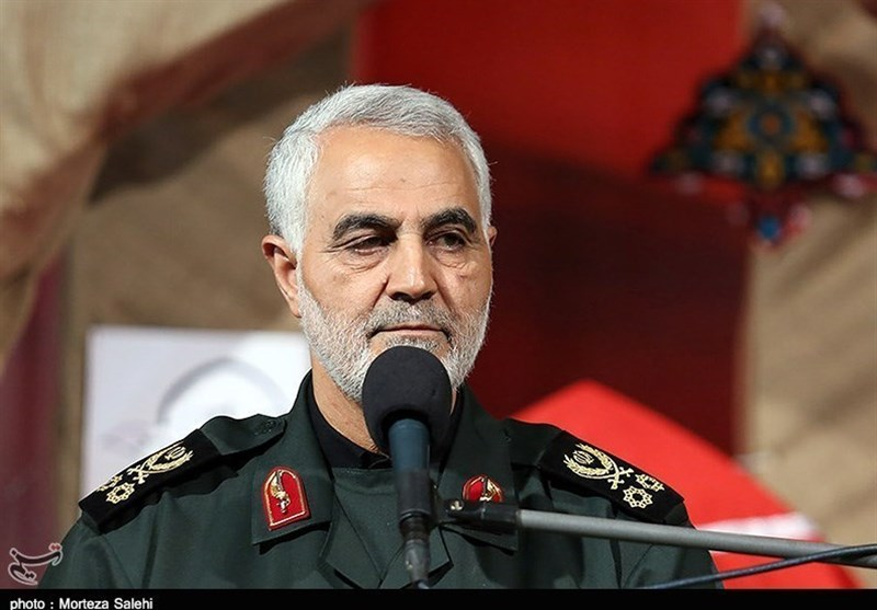 General Soleimani Lauds Rouhani's 'Timely' Remarks against US, Israel