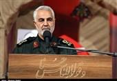 اللواء سلیمانی: سننتقم لدماء شهداء سیستان وبلوشستان..هدف آل سعود تدمیر باکستان