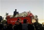 ورود شهید حججی به شهر اصفهان+ فیلم