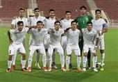 برتری تیم جوانان ایران در دیداری تدارکاتی
