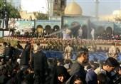 حضور بیش از 400 خبرنگار در مراسم تشییع شهید حججی