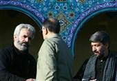 قدردانی پدر شهید حججی از مسئولان ارشد دفتر مقام معظم رهبری