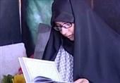 همسر شهید حججی و وصال یار بعد از 40 روز+عکس