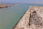 بزرگترین اسکله کانتینری بندر بوشهر در جزیره نگین به بهرهبرداری میرسد+فیلم