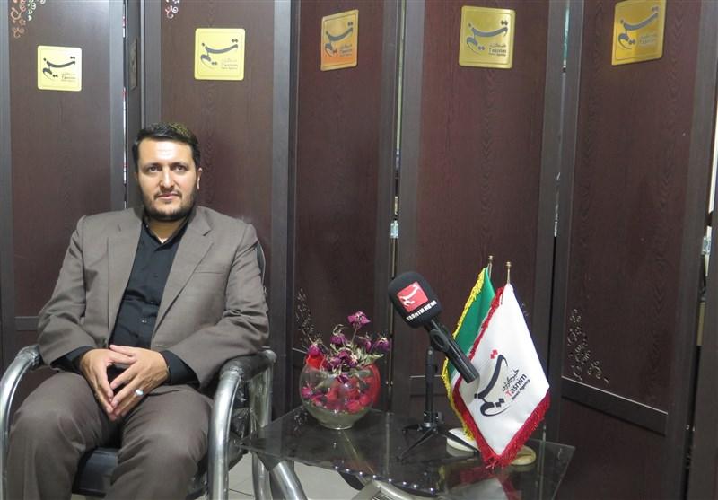 """داستان خون پاک """"علی اصغر(ع)"""" که حتی قطرهای به زمین نرسید+فیلم"""