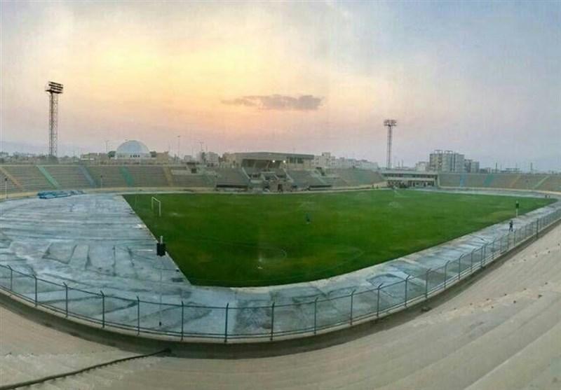 پالایش گاز الزامات سازمان لیگ را در ورزشگاه جم اجرایی میکند / ورزشگاه تختی استاندارد میشود