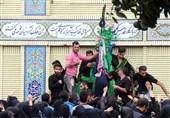 آئین 300 ساله علمشویی در مازندران برگزار شد