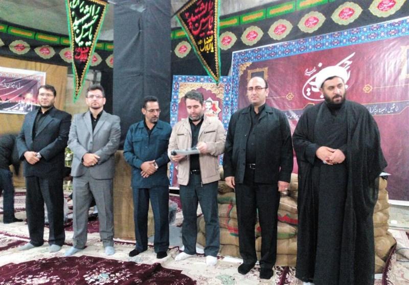 نفرات برگزیده مسابقات ورزشی هفته خبرنگار در اردبیل تجلیل شدند