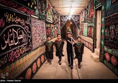 آیین سنتی دمام زنی در بوشهر