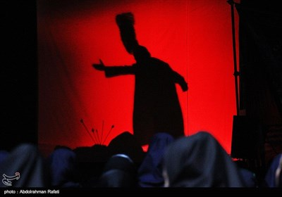 نمایش عاشورایی عطش-همدان