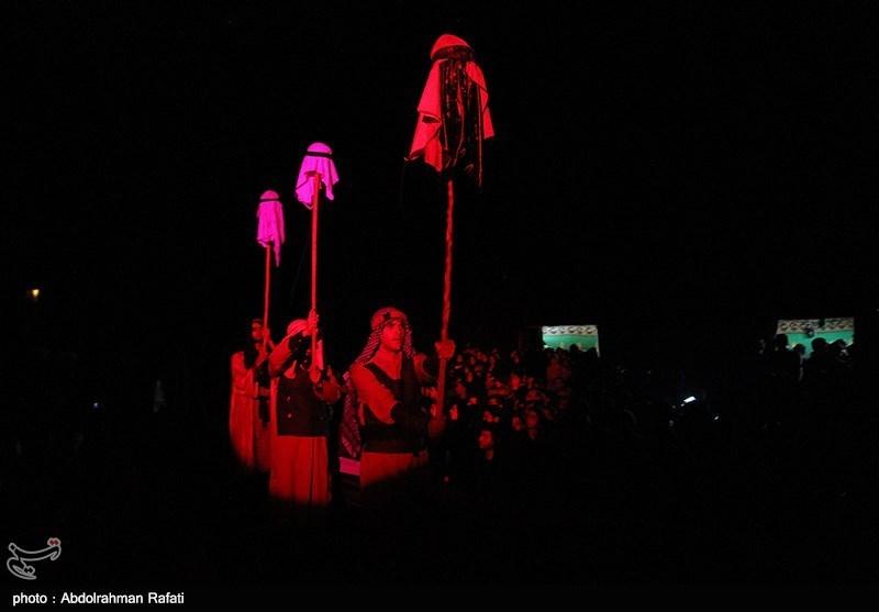 نمایش «قصه ظهر عاشورا» از امروز در پارک لاله تهران
