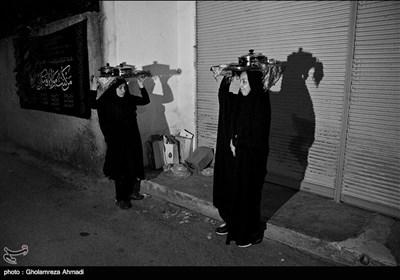آیینی مجمع پلا روستای کوهستان شهرستان بهشهر