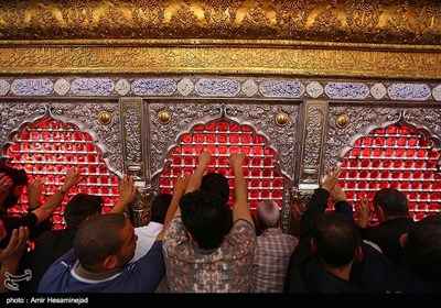 نجف اشرف در ایام محرم