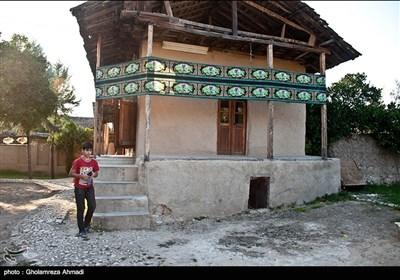 بوی محرم در کوچه های روستای کوهستان بهشهر